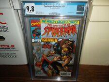 Spectacular Spider-Man #251 CGC 9.8 - Kraven - Luke Ross - Amazing cover!