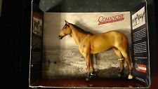BREYER HORSE COMANCHE HORSES IN AMERICAN HISTORY NEW IN OPEN BOX  NO VHS TAPE