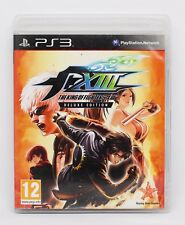 THE KING OF FIGHTERS XIII DELUXE EDITION PLAYSTATION 3 PS3 PLAY STATION PAL ESP
