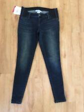 BNWT INGRID &  ISABEL Maternity Jeggings Size 2 Medium 10-12 Blue Skinny Jeans