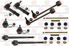 For Chevrolet Tahoe 2014 Ball Joints Outer Inner Tie Rod End Stabilizer Bar Link