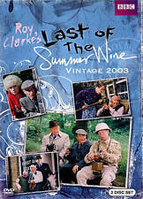 Last of the Summer Wine: Vintage BBC DVDs (2 discs) - NEW, free shipping