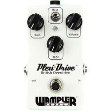 Wampler Pedals Plexi-Drive British Overdrive Guitar Effects Pedal w/ Bass Boost