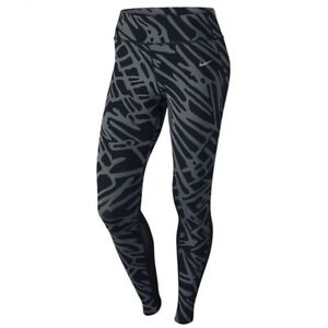 New Women's Nike Power Epic Lux Long Running Fitness Tights Size X-Small 6-8