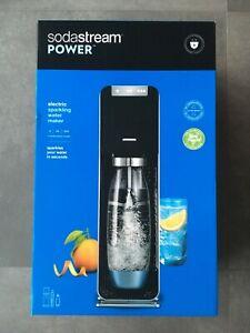 SODASTREAM Machine à soda Power noire Neuve Emballée