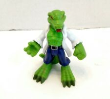 """3""""  Spider-Man Lizard Spectacular Action Figure with Lab Coat"""
