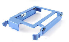 "Genuine For DELL OPTIPLEX UJ528 H7283 YJ221 HDD Caddy Tray 3.5"" Blue Plastic"