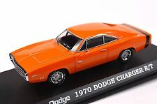 Dodge charger r/t 1970 426 hemi orange 1:43 greenlight 86302 nouveau