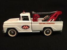 Tonka 1962-63 Wrecker Tow Truck No.518 Nice Vintage Complete Condition Toy LOOK