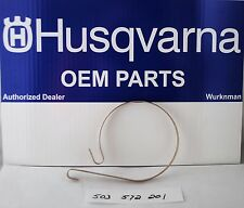 HUSQVARNA OEM  brake band 503572201 for  61 66 266 268 272 281 288 CHAINSAW