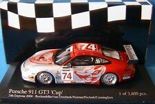 PORSCHE 911 GT3 CUP #74 24H DAYTONA 2004 ROCKENFELLER NEIMAN CUNNINGHAM PECHNIK