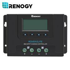Renogy Rover Elite 40Amp MPPT Solar Charge Controller 12V 24V Lithium AGM Gel