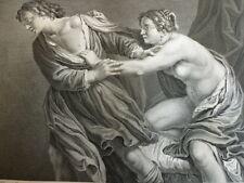 ALEXANDRE VERONESE/  LA CHASTETE DE JOSEPH 1862
