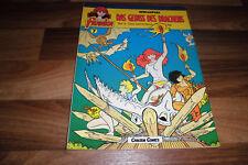 Henk Kuijpers -- FRANKA # 7 // das GEBISS des DRACHENS / Carlsen 1. Auflage 1988