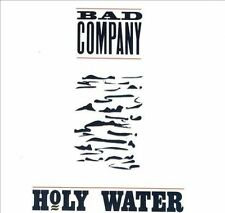 BAD COMPANY: HOLY WATER CD! W/I DON'T CARE! 1ST PRESSING 7 91371-2 NEAR MINT!