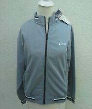 Asics track jacket women's large