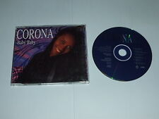 CORONA - Baby Baby - Original 1995 UK 6-track CD single