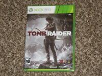 Brand New! Tomb Raider Xbox 360 Sealed RARE Lara Croft Game Fast Shipping!