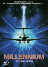 Millennium (1989) DVD, Cheryl Ladd, Kris Kristofferson, Like New