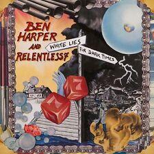 HARPER, BEN & RELENTLESS7 - WHITE LIES FOR DARK TIMES-CD/DVD DIGIPAK-AUSTRALIA