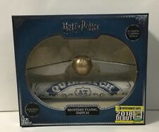 Harry Potter & The Fantastic Beasts Wizarding World Mystery Flying Snitch, Gold