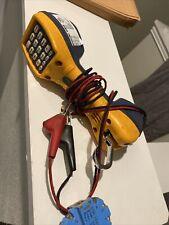 Fluke Networks Ts30 Linemans Butt Test Set Digital Multi Meter Phone Dial
