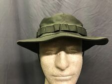 Military Boonie Hat Olive Drab Small Size 7