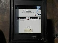 Basler Sync-Check relay BE1-25