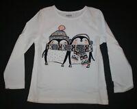 NEW Gymboree Pretty Penguin Pals Tee Top Shirt NWT 2T 3T 4T 5T Mix N Match Line