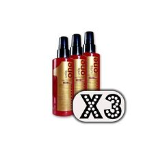3 x Revlon Uniq One All In One Treatment 150ml. Free P&P