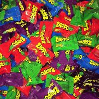 Zappo Drops Assorted Flavours 100 Bulk Lollies Party Favors Fresh Candy Buffet
