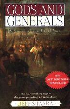 Gods and Generals (Civil War) by Jeff Shaara