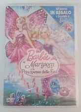 Barbie Mariposa e la Principessa delle Fate - DVD nuovo