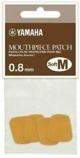 Yamaha Mouthpiece Patch M Size 0.8mm Soft Type Mppam8s Japan