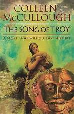 The Song Of Troy by Colleen McCullough (Paperback)