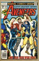 Avengers #173-1978 fn+ 6.5 George Perez The Collector Korvac Saga