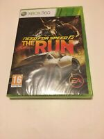 🤩 xbox 360 neuf sous blister officiel pal fr need for speed the run nfs course