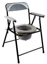 Christmas gifts 2018 NEW medical Discreet Bedside foldable commode chair