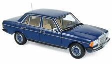 MB Mercedes Benz 230 - 1982 - blue - Norev 1:18