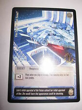 STAR WARS CCG JEDI KNIGHTS CARD MINT/N-MINT RARE YOU CAME IN THAT 77 R 1ST DAY