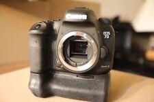 Canon EOS 7D Mark II (9128B002) 20.2MP Digital SLR Camera - Black (Body & Grip)