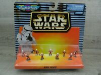Star Wars Micro Machines Galoob Rebel Pilots Action Figures 1996