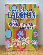 Rowan & Martin's Laugh-In Sock It To Me Mod Mod Mod Mod World OOP DVD NEW