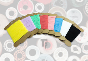 Elastic Cord Round Flat Many Colours & Types Sewing Craft Tailor DIY Face Masks