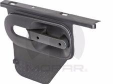11-15 Jeep Wrangler New Front Half Door Interior Trim Kit Black DX9 Mopar Oem