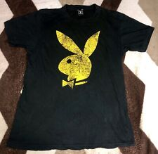 Vintage Playboy Bunny Mens Sz Large T-shirt Made In USA