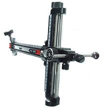 New Decut Archery Recurve Bow Sight DC-RE 8-32 Adjustable Aluminium Light Weight