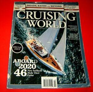 Cruising World Magazine October 2019 sailing