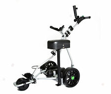 GreenHill 180GT EMD Made in UK 22Ah Lithium Powered Electric Golf Buggy Trolley