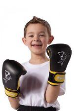 Kinder Boxhandschuhe Mini Shark 4oz von Kwon. für Kinder von ca. 4-7 Jahren.